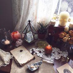 Cool altar