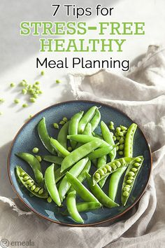 7 Tips for Stress-Free Healthy Meal Planning | eMeals