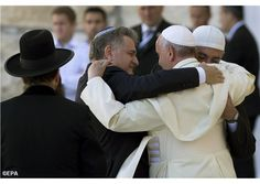 pope francis interfaith embrace - Google Search