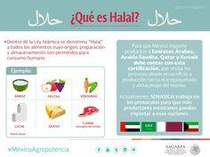 ¿Qué es Halal? SAGARPA SAGARPAMX #MéxicoAgroPotencia