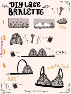 gif Womens Underwear Affordable Intimates Ling - Women Underwear - Ideas of Women Underwear - Bralette.gif Women's Underwear Affordable Intimates Ling Source by valhelena clothes ideas Lingerie Couture, Sewing Lingerie, Lingerie Patterns, Clothing Patterns, Doll Patterns Free, Doll Dress Patterns, Lingerie Dress, Luxury Lingerie, Pattern Ideas