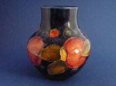 William Moorcroft 'Pomegranate' Vase c1930