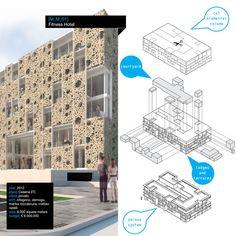Fitness hotel - Massimiliano Giberti Architecture