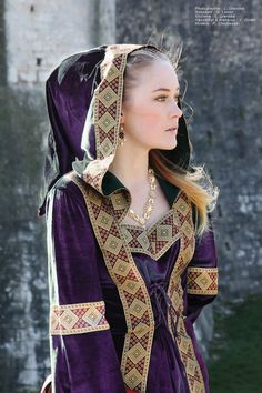 Medieval woman.