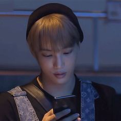 Nini answer my text messages 😄 Exo Kai, Baekhyun, Exo Korean, Kpop Exo, Love Bear, Kaisoo, Kim Jong In, Exo Members, Dance Music
