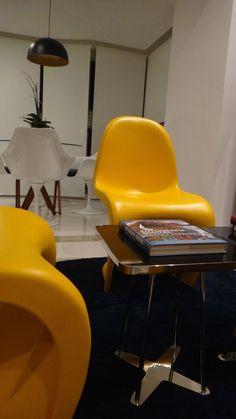 Apartamento Masculino, Apartamento para solteiro, Apartamento Barra da Tijuca, Cool Apartment, Man's apartment, Varanda Integrada, Panton Chair, Tulip Chair
