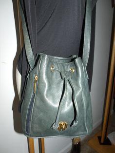 Anne Klein drawstring bag!