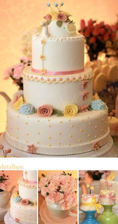 Editorial { Chá-de-Cozinha } | Constance Zahn - Blog de casamento para noivas antenadas.