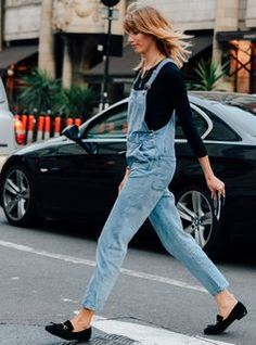 Overalls are back!