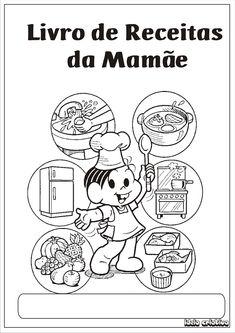 Livrinho de Receita para o Dia das Mães
