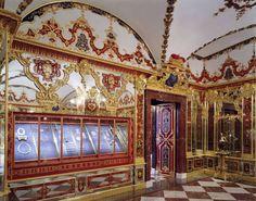 Historisches Grünes Gewölbe: Juwelenzimmer, Foto: David Brandt, © SKD