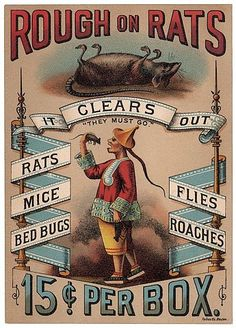 Rough On Rats