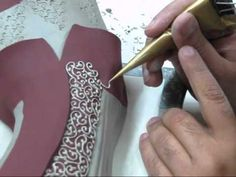 slip clay Decorating