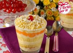 Come dire a una donna quanto è speciale: Mimosa nel bicchiere all'albicocca. #FestaDellaDonna