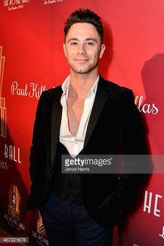 Sasha at Royal Ball 2015 - pic credit: Getty Images