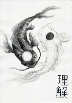 Pisces yin yang