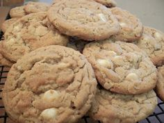 The Big Green Bowl: Peanut Butter Oatmeal Chocolate Chip Cookies