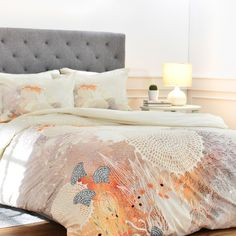 You'll love the Iveta Abolina 0 Duvet Cover Set at Wayfair - Great Deals on all Bed & Bath  products with Free Shipping on most stuff, even the big stuff.
