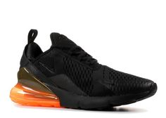 new york f10f5 49f52 Nike Air Max 270 Nero Arancia 943346 004 | Nike Air VaporMax Plus |  Pinterest
