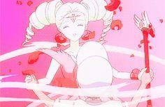 Syaoran, Cardcaptor Sakura, Clear Card, Magic Cards, Purple Aesthetic, Pretty Cure, Gifs, Magical Girl, Rwby