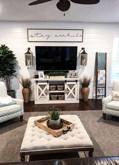 If you are looking for Farmhouse Living Room Tv Stand Design Ideas, You come to the right place. Here are the Farmhouse Living Room Tv Stand . Living Room Tv, Cozy Living Rooms, Apartment Living, Barn Living, Tv On Wall Ideas Living Room, Apartment Hacks, Stand Design, Design Salon, Room Wall Decor