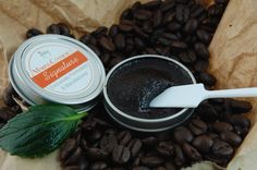 Coffee Sugar Scrub from the booklet Cleansers, Peels, Masks & Toners, @MakingCosmetics.com