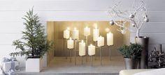 Christmas Decorating – Crate & Barrel | Interior Design Files