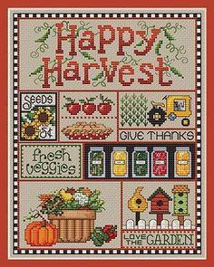 Love thanksgiving. Happy harvest by Sue Hillis