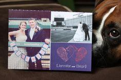 Wedding - Thank You Sign (DIY) & Cards