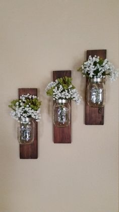 Free of Charge Ceramics vase design Concepts Elegant Pottery Vases Clay Ideas Töpfern 🍶 Good Free of Charge Ceramics vase design Concepts Elegant Pottery Vases Clay Ideas Töpfern 🍶 DIY Wall Bathroom Decor on a Budget Vase Crafts, Mason Jar Crafts, Mason Jar Diy, Diy Crafts, Wood Crafts, Diy Wand, Rustic Decor, Farmhouse Decor, Design Vase