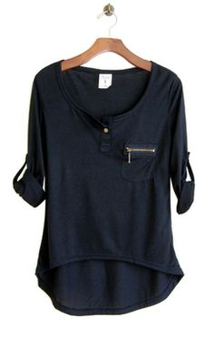 """Seriously the """"Perfect-Shirt"""" from Conversation Pieces. Love this!"""