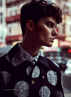 GQ Turkey Heads Outdoors for Fall Fashion Editorial