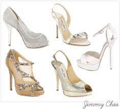 elegant shoes | ... shoe designers to find the most fabulous designer bridal shoes of 2012