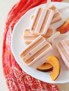 peaches & cream popsicles