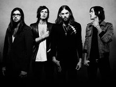 Kings of the Wild Frontier. Followill. Followill. Followill. Followill.