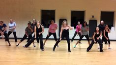 Dance Fitness: One More Night by Maroon 5
