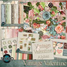 February 2015: Vintage Valentine