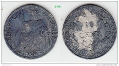 French Indochina silver coin 1900 10 centimes KM# 9