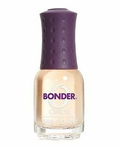 Orly Bonder Rubberized Basecoat 18ml / £7