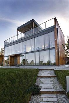 Arkitektur & natur - BO BEDRE