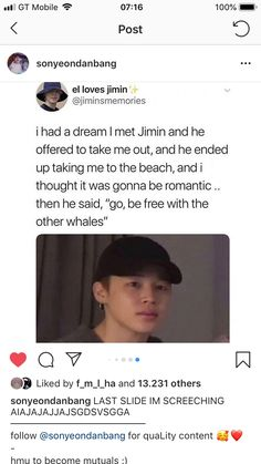 Whalien 52 at its finest Funny Quotes, Funny Memes, Jokes, Bts Cry, Savage Quotes, Bts Jimin, Bts Memes, Taehyung, Fandom