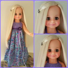 Ideal Crissy doll .. Velvet re-root,custom eyes, repaint, re-blush all by Robyn Parker:   https://www.facebook.com/IdealCrissyDollFamilyReRoots/ http://dollyrevamps.weebly.com