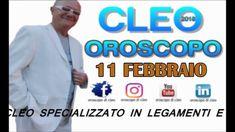 OROSCOPO DI DOMENICA 11 FEBBRAIO 2018