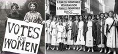 Whatever you decide to vote today, just remember that it is less than 100 years since women were given the right to vote. Description from thewomensroomblog.com. I searched for this on bing.com/images