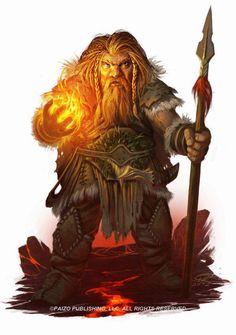 Imagens para inspirar - Anões     Anões são uma das figuras mais icônicas do imaginário tanto de fantasia, quanto de RPG. Presente em í...