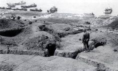 Omaha Beach, Fox Green Sector, Colleville-sur-Mer