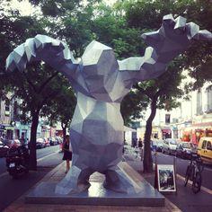 Le Monstre - Xavier Veilhan -