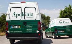 Frota Apolónia Supermercados by Vinilconsta