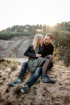 Die Sandgrube gleich bei der Pflugsmühle bei Wassermungenau, Spalt ist ideal für Paarportraits und Fotoshootings. Das beste: Danach kann man seine Fotografin noch in den Biergarten Pflugmühle auf ein Bierchen einladen.