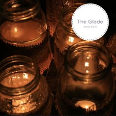 Wilton Farm Glade - light tealights at night & relax in the magical glade